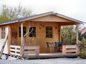 Das Schmetterlingshaus mit 4 Übernachtungsbetten