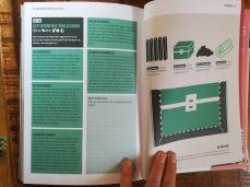 Stromsparender Kühlschrank im Buch