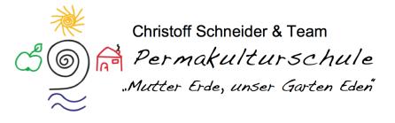 Logo Permakulturschule aktuell