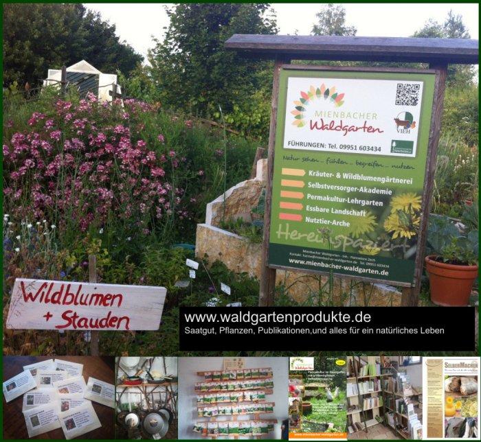 shop und waldgarten werbung